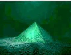 Deep down below the cold surface of the Bermuda Triangle, what looks like pyramids have been discovered. Even better is that they appear to be made of crystal. Why in the Bermuda Triangle? Why Crystal? What is a pyramid even used for?  For