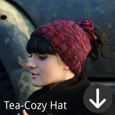4da259bc16c 54 free knitting and crochet Hat patterns to download — Woolly Wormhead