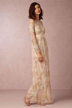 BHLDN Adona Dress in  Bride Reception Dresses at BHLDN