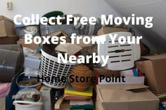 Buzzmoving.com | Get Free Moving Boxes from Best 20 Places | Buzz Moving Free Moving Boxes, Free Boxes, Happy Moving Day, Nextdoor App, Outdoor Gear Stores, Moving Costs, Buy Boxes, Recycling Center, Liquor Store