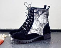 L A N A R E D S T U D I O: DIY | Shoe Transfer