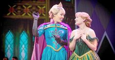 Musical completo de Frozen, un espectáculo digno de ver