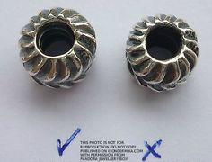 How To Spot A Fake Pandora Bracelet Bead3 Pandora Rare