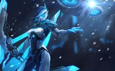 ArtStation - project Ashe, Linger FTC