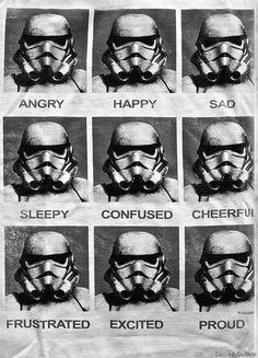 storm troopers, go figure