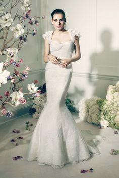 """Ja, ich will! Designer Zac Posen hat für den amerikanischen Brautkleid-Experten David's Bridal Traumroben für den schönsten Tag im Leben entworfen. Wir zeigen die """"Truly Zac Posen""""-Kollektion!"""