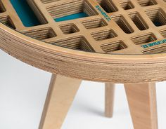 Pervititch Side Table