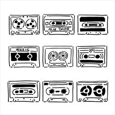 Crafter's Workshop Templates Mix Tape