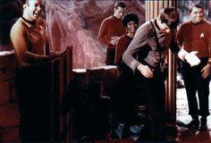 Rare Star Trek TOS behind the scenes pics   home other galleries behind the scenes behind the scenes