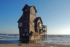 Beach House, Rodanthe, North Carolina.