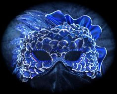 Halloween Light Up Masquerade Mask Queen of the by beadazzlebyjill, $120.00