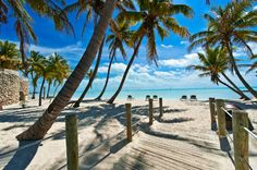 10 Tropical Places Americans Can Visit, No Passport Required  KEY WEST, FLA. Who says you need to need to leave the continental U.S. to experience incredible tropics? Key West, the southernmost point in the continental U.S. offers beautiful beaches and breathtaking sunsets, no passport required. This beautiful spot at the southern tip of Florida truly has something for everyone, from those looking to chill out to those looking for an all-out party. Shopping, excellent bars and restaurants…