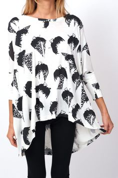 Блузка numph OWL Blouse