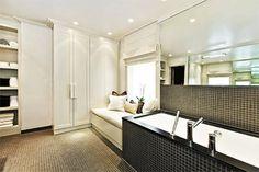 una original idea que tiene mucho que aportar a la decoración de cualquier baño!!