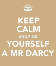 Mr Darcy, Mr Right