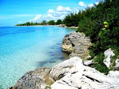 3. Gold Rock Beach, The Bahamas    This secret Caribbean beach is found at the end of wooden walkways and bridges in the Lucayan National Park. By far the best beach on Grand…