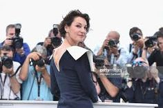 "Jeanne Balibar for the movie "" Barbara"" by Mathieu Amalric - Cannes 2017 - Make up by Kathy Le Sant"