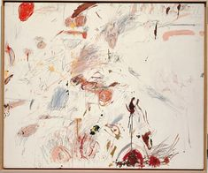 and another cy twombly