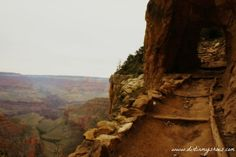 Bright Angel Trail || Grand Canyon National Park || Dirt In My Shoes