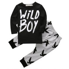 Kids Newborn Baby Boys Clothes Long Sleeve T-Shirts Tops+Pants Outfit Set baby boy clothing set baby clothes china boys set Shirts & Tops, Boys T Shirts, Baby Girl Pants, Baby Boy Outfits, Pants Outfit, Outfit Sets, Winter Baby Clothes, Baby Winter, Summer Baby