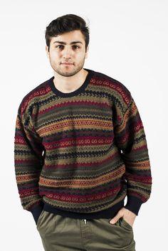 Vintage 90's Burberry Sweater