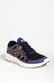big sale 712b5 a6f41 Nike Free Run 2 Ext Running Shoe in Purple (black  court purple) Free