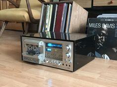 Pioneer ct-f 1250 cassette