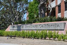 University of Southern California Photo Tour: Explore the USC campus in Los Angeles with these 20 photographs.