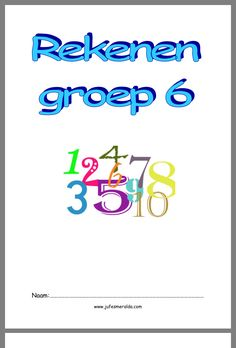 Kids Education, Mathematics, Homeschooling, Numbers, Classroom, The Unit, Calendar, Childhood Education, Math