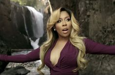 K Michelle Blonde Hair michelle long hair blonde black more hair ishh hair style lyrics k ...
