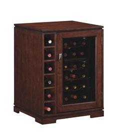 Cabernet 18-bottle Dual-zone Wine Cooler Cabinet