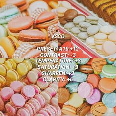 VSCO Filters for Food – VSCO FILTER HACKS Best Vsco Filters, Vsco Presets, Vsco Cam, Food Photography, Hacks, Make It Yourself, Tumblr Effects, Glitch, Cute Ideas