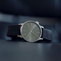 eb44ea04de528 KOMONO Winston Regal Black - designerski męski zegarek - sklep Menspace