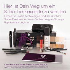 Erfahren Sie mehr über Younique auf www.youniqueproducts.com/deutschland EMAIL: aleah@nashlash.com