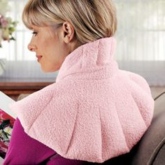 Contoured shoulder heating pad—NEED NOW!!!!!!