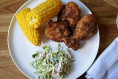 Chicken and brussels sprout slaw - 'The Help'