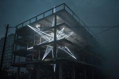 light art istalation - Pesquisa Google