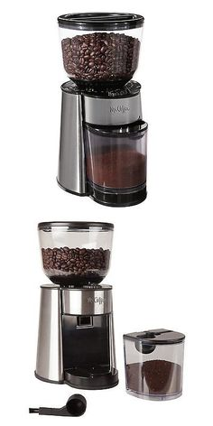 Lux Coffee Grinder in Chrome and Black Pasquini ID 16851
