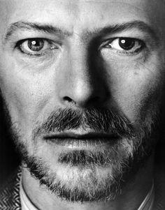 David Bowie, 1989 Retrato de Sukita a David Bowie en 1989 (© Masayoshi Sukita - Snapp Galleries)