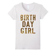 Womens Birthday Girl