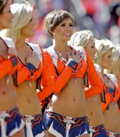 hot denver broncos women