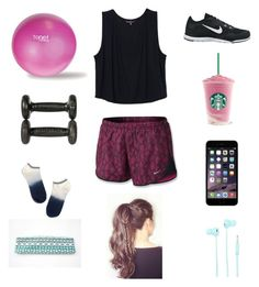 """Workout morning"" by scooter16 on Polyvore"