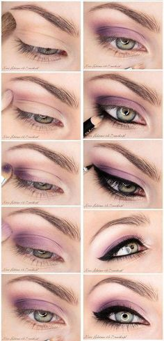 I thought you might like this.  I am always asked on how to do eyes and I thought I'd just give you a step by step guide.