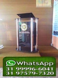 Abafador Acústico de Bateria - Púlpito de Igreja - Placas de Acrílico - Rede Globo - Rede Record - Silas - Linhares - Pastor