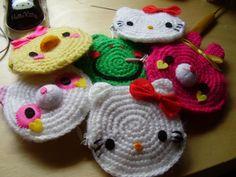 monederos de animalitos a crochet - Buscar con Google