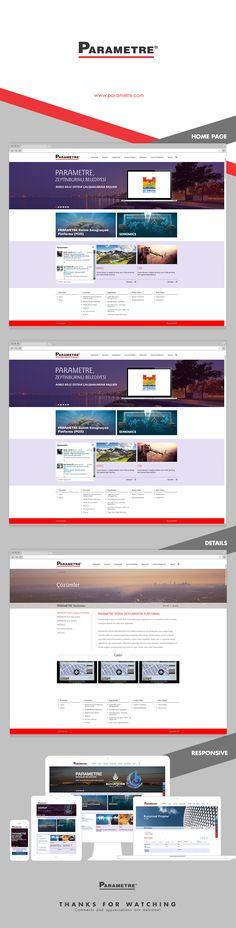 Parametre Webdesign & Front/endAgency: OrBiT