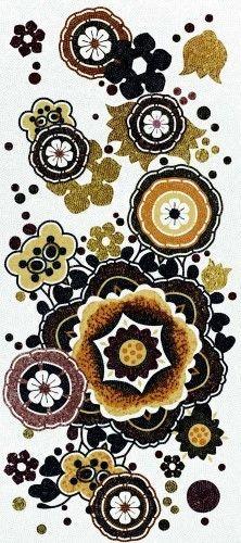 #Bisazza #Decori in #Tecnica Artistica 10x10 Bloem Marrone   #Gres   su #casaebagno.it a 14554 Euro/collo   #mosaico #bagno #cucina
