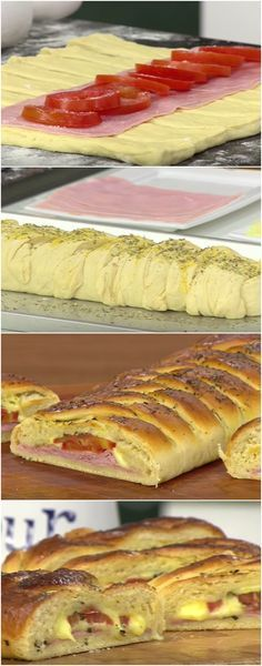 PÃO NAPOLITANO, Fácil e Delicioso! (veja a receita passo a passo) #pão #pãonapolitano #pãocaseiro