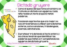 tipos de dictado (6) Educational Theories, Elementary Spanish, Social Studies Activities, Instructional Design, Spanish Language, English Lessons, Learning Spanish, Teaching Resources, Classroom