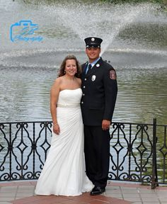 Had the opportunity to do a wedding for a firefighter and his bride tonight at The Grand in Point Clear, AL.   Loved how the photos turned out.